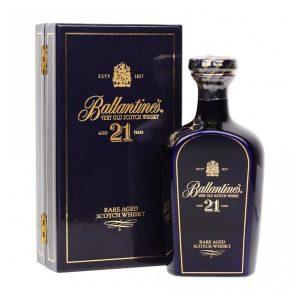 Rượu Ballantine's 21 ava