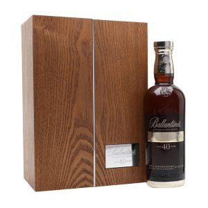 Rượu Whisky Ballantine's 40 ava