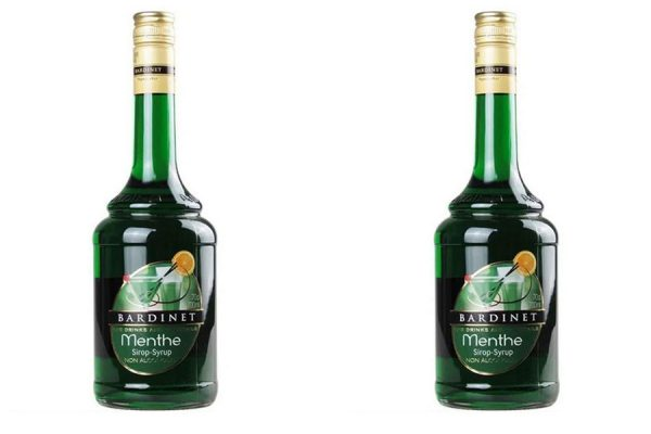 Bardinet Menthe Sirop Syrup