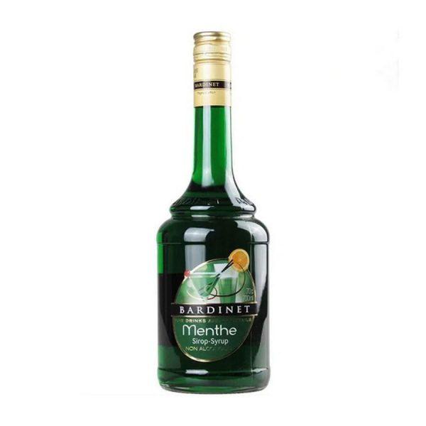 Bardinet Menthe Sirop Syrup ava