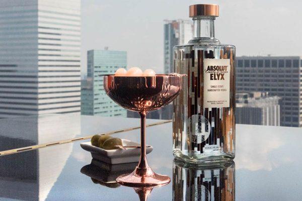 Rượu Absolut Elyx Vodka