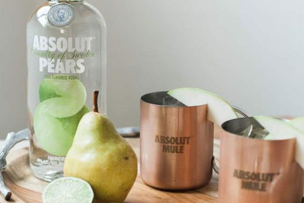 Rượu Absolut Pears Vodka