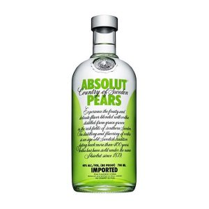 Rượu Absolut Pears Vodka ava