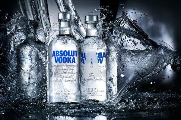 rượu Absolut Vodka