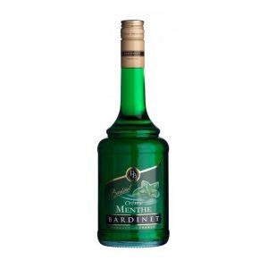 rượu Bardinet Creme Menthe ava