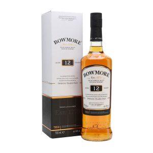 rượu Bowmore 12 ava