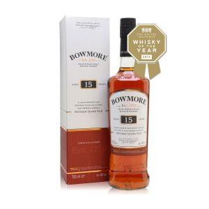 rượu Bowmore 15 ava