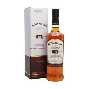rượu Bowmore 18 ava