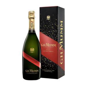 rượu Champagne G.H Mumm ava