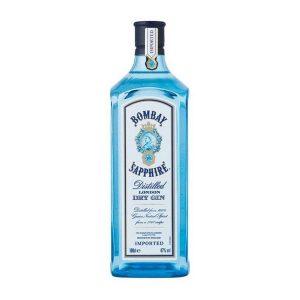 rượu Gin Bombay Saphire ava