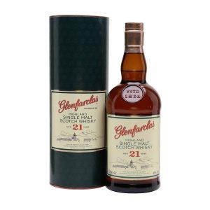 rượu Glenfarclas 21 ava