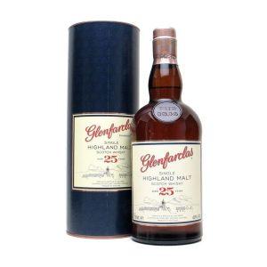 rượu Glenfarclas 25 ava