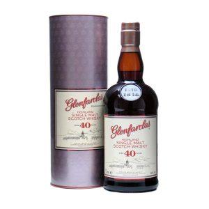rượu Glenfarclas 40 Old Box ava