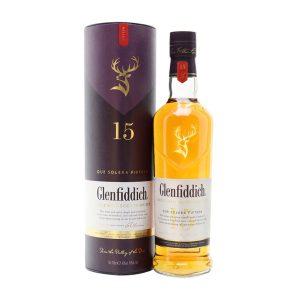rượu Glenfiddich 15 ava