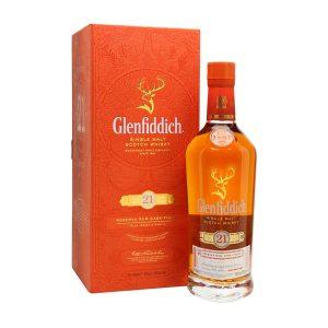 rượu Glenfiddich 21 ava