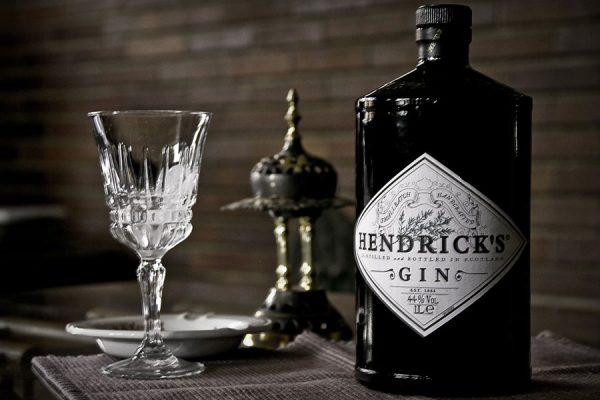 rượu Hendricks Gin