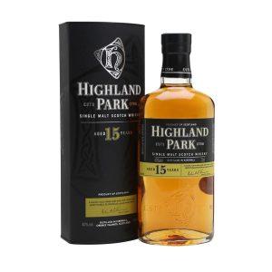 rượu Highland Park 15 ava