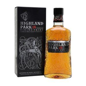 rượu Highland Park 18 ava