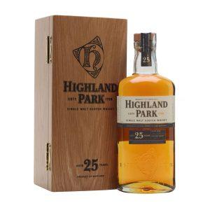 rượu Highland Park 25 ava