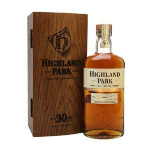 rượu Highland Park 30 ava