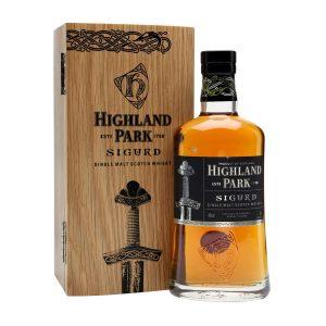 rượu Highland Park Sigur ava
