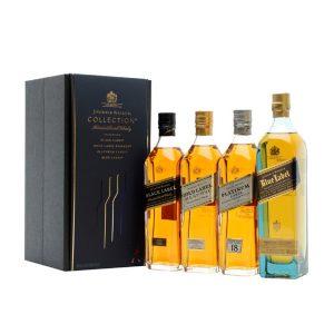 rượu Johnnie Walker Set 200ml ava
