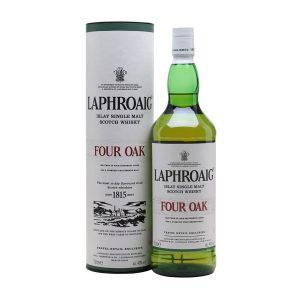 rượu Laphroaig Four Oak 1000ml ava