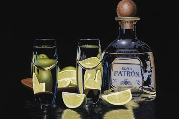 Rượu Patron Silver