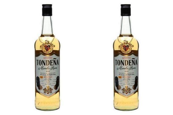 Rượu Tondena Manila Rhum Gold
