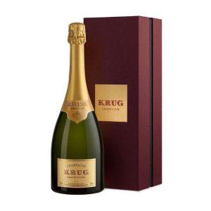 champagne Krug Grande Cuvee ava
