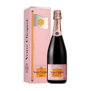 champagne Veuve Clicquot Ponsardin Rose ava