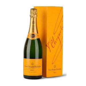 champagne Veuve Cliquot Ponsardin Brut ava