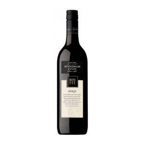 rượu vang George Wyndham Shiraz Bin 555 ava