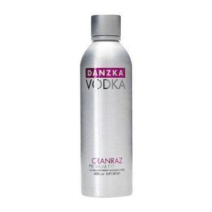 rượu Danzka Cranraz Vodka ava