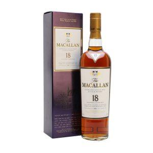 rượu Macallan 18 1991 ava