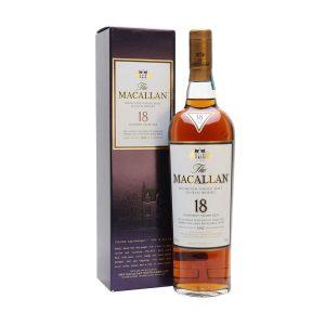 rượu Macallan 18 1992 ava