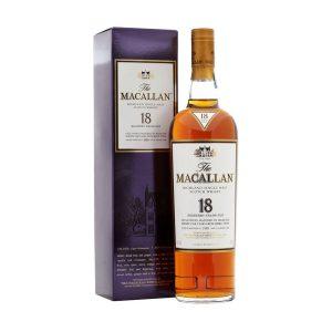 rượu Macallan 18 1995 ava