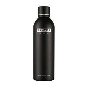 rượu Danzka Black Vodka ava
