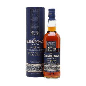 rượu Glendronach 18 ava