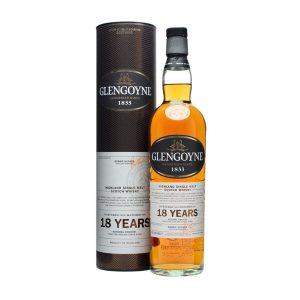 rượu Glengoyne 18 ava