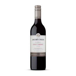 rượu Jacob's Creek Shiraz Cabernet ava
