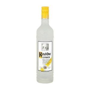 rượu Ketel One Citroen Vodka ava