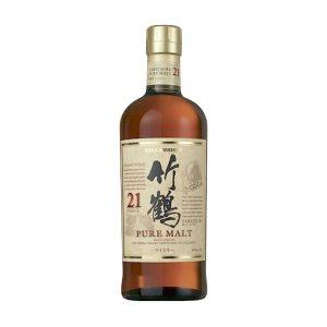 rượu Nikka Whisky Pure Malt 21 ava