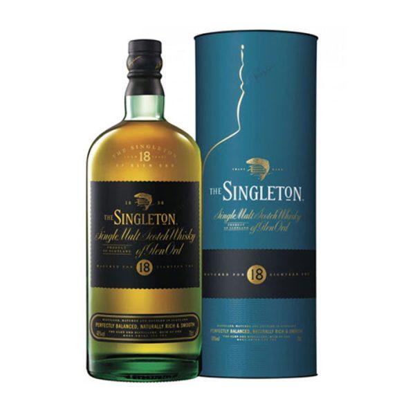 rượu Singleton 18 ava