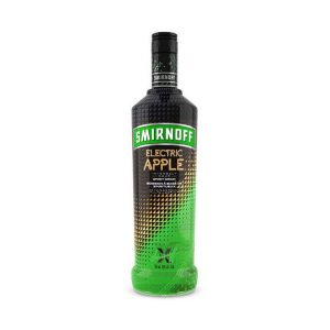 rượu Smirnoff Electric Apple Vodka ava