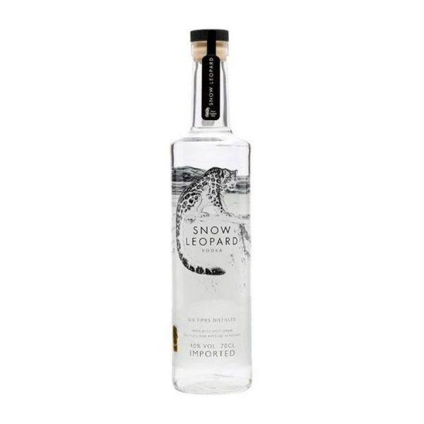 rượu Snow Leopard Vodka ava