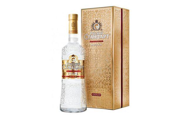 rượu Standard Gold Vodka
