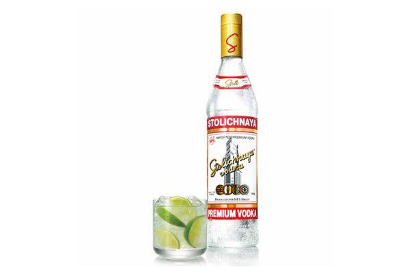 rượu Stolichnaya Russian Vodka