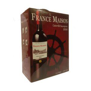 rượu vang France Maison 3L ava
