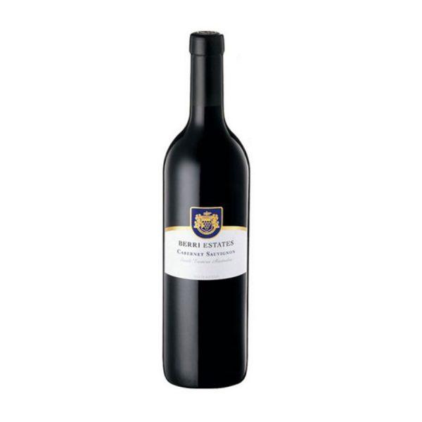 rượu vang Berri Estates Cabernet Sauvignon ava